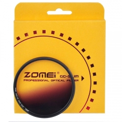 ZOMEi Ultra Slim GC-GRAY Gradient Gray Neutral Density Filter