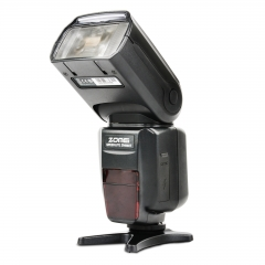 Flash Speedlite ZOMEi ZM860 for Canon Nikon with Standard Hot Shoe