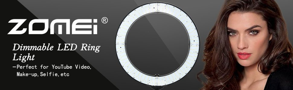 zomei circle ring light