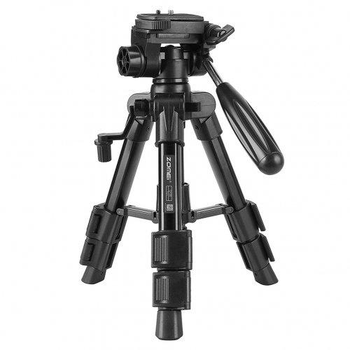 ZOMEi Q100 Mini Desktop Tripod for Project iphone ipad Support as a Family Essential for Party and Gatherings
