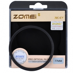 ZOMEI Genuine 40.5-86mm PRO MCUV Multi-Coated MC-UV Filter for Canon Nikon Camera