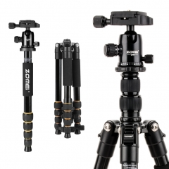 ZOMEI Q666  Proline Tripod with Ball Head for Cameras