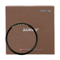 ZOMEi 49-82mm +4/+6/+8  Points Star Filter for Canon Nikon Sony O lympus and Other DSLR Camerameras