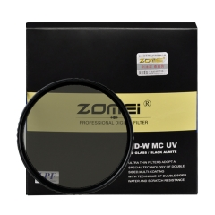 Zomei mm U-HD Slim Multi-Coated UV MCUV Filter lens Protector For DSLR Camera