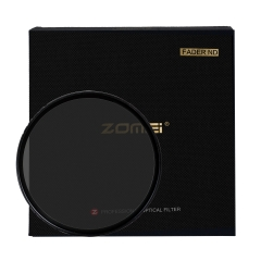 ZoMei ABS Slim MCND Filter Adjustable Variable ND2-ND400 ND2-N400 Fader with No X Pattern on Images