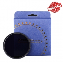 Circular Polarizing Filter Ultra Slim Optical Glass PRO CPL Lens Filter