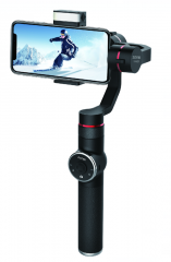 ZOMEi 3-Axis Handheld Gimbal Stabilizer for iPhone Xs Max Xr X 8 Plus 7 6 SE Android Smartphone Galaxy S9+ S9 S8+ S8 S7 S6 Q2 Edge New Smooth-